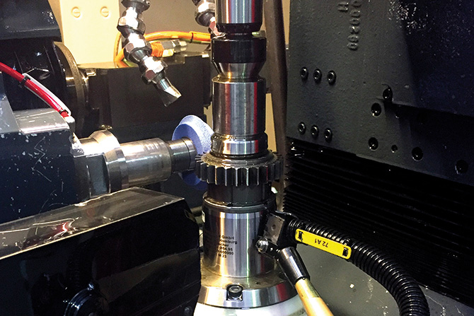 Application Gearing