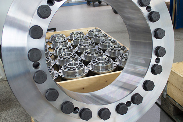 shaft-hub-connections from Ringspann Singapore